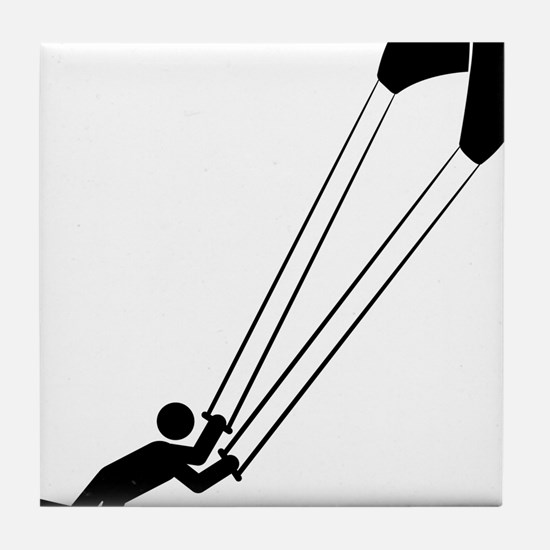 Kite-Jumping-A Tile Coaster