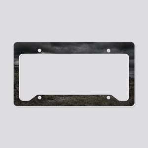 Armored Storm License Plate Holder
