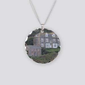 Port Isaac 1 Necklace Circle Charm