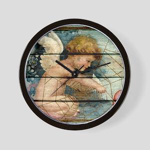 Lil Cupid Wall Clock