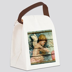 Lil Cupid Canvas Lunch Bag