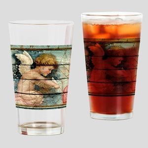 Lil Cupid Drinking Glass