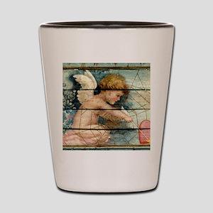 Lil Cupid Shot Glass