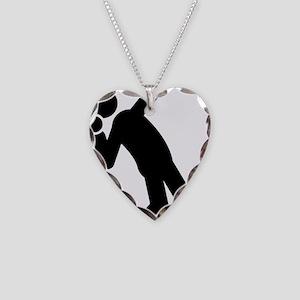 Shot-Put-A Necklace Heart Charm