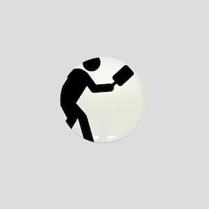 Pickleball-A Mini Button