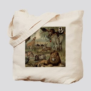 am_shower_curtain_kl Tote Bag