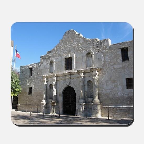 Alamo Mousepad
