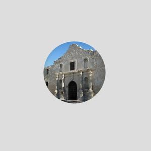Alamo Mini Button