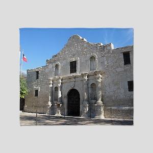 Alamo Throw Blanket