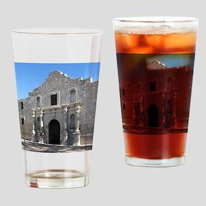 Alamo Drinking Glass
