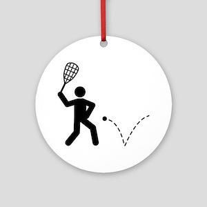 Squash-A Round Ornament