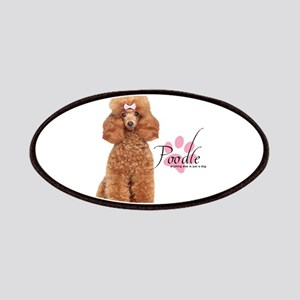 Poodle Patches