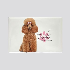 Poodle Magnets
