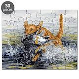 Chesapeake bay retriever puzzle Puzzles