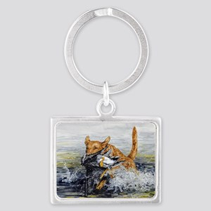 CBR for Gifts jpeg Landscape Keychain