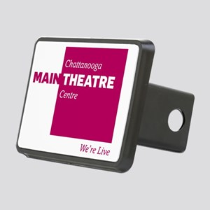 Chattanooga Theatre Centre Rectangular Hitch Cover