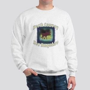 North Conway , New Hampshire  Sweatshirt