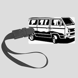 Transporter Van 3.1 Large Luggage Tag