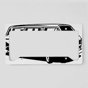 Transporter Van 3.1 License Plate Holder