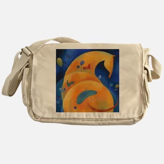 Treasures Messenger Bag