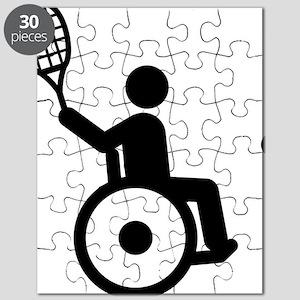 Wheelchair-Tennis-A Puzzle