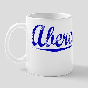 Abercrombie, Blue, Aged Mug