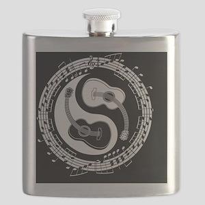 guitar-yang-toony-OV Flask