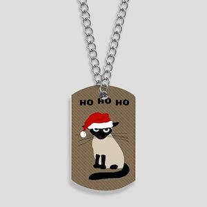 hohocat Dog Tags