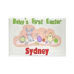 Sydney First Easter Rectangle Magnet
