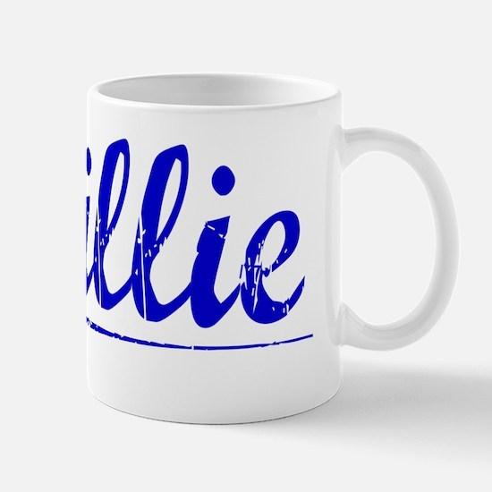 Baillie, Blue, Aged Mug
