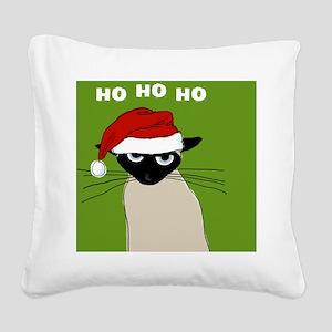 hohokitty Square Canvas Pillow