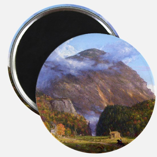 Thomas Cole A View Of The Mountain Pass Magnet