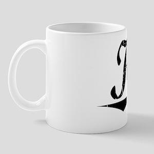 Kan, Vintage Mug