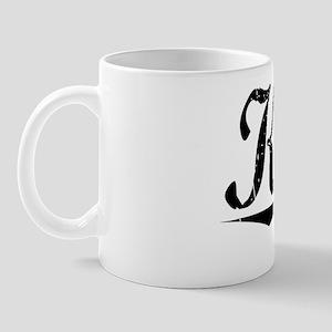 Krieg, Vintage Mug