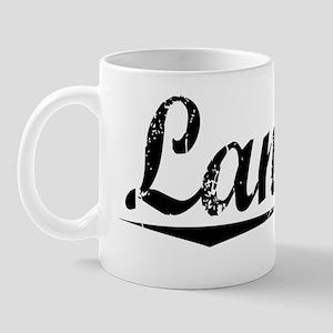 Landry, Vintage Mug