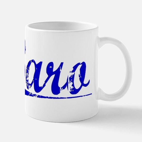 Baro, Blue, Aged Mug