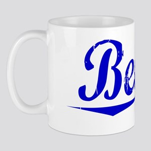 Beegle, Blue, Aged Mug