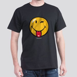 Smileyworld Playful Dark T-Shirt