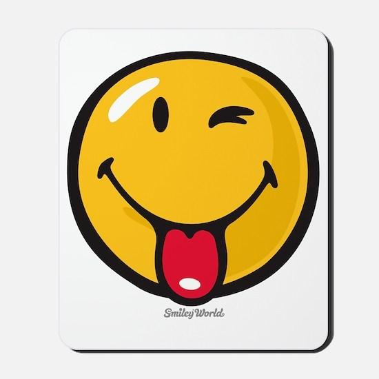 Smileyworld Playful Mousepad
