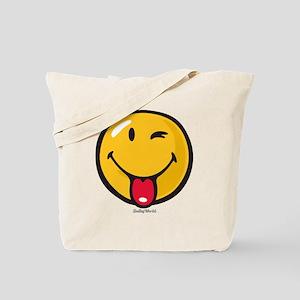 Smileyworld Playful Tote Bag