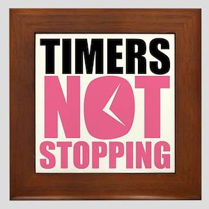 Timers Not Stopping Framed Tile