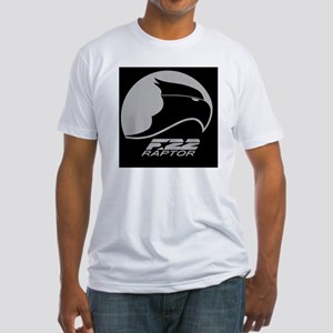 F-22 Raptor Fitted T-Shirt