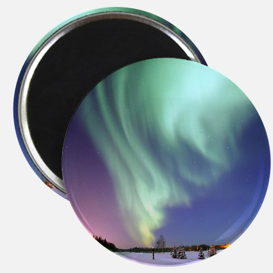 Alaska Aurora Magnet
