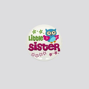 Little Sister Mini Button