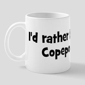 Rather be a Copepod Mug