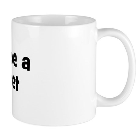Rather be a Great Egret Mug