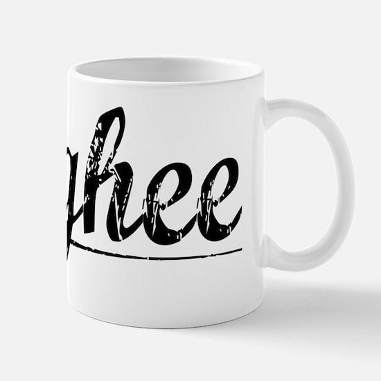 Mcghee, Vintage Mug