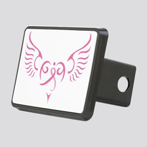 Breast Cancer Awareness An Rectangular Hitch Cover