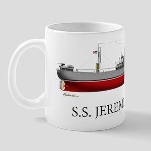 SS Jeremiah OBrien Liberty Ship Mug