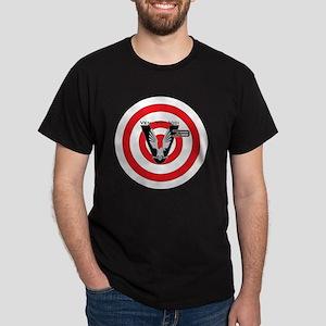 V3 target design Dark T-Shirt
